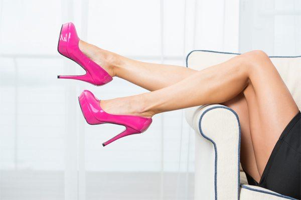 Topuklu Ayakkabı Giymenin Püf noktaları!