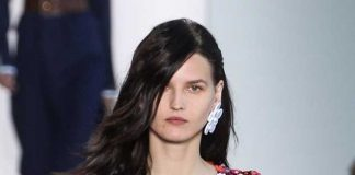 Katlin Aas - 2017 ilkbahar yaz saç modası