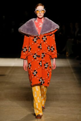 Lorna Foran - Miu Miu Fall 2017 Ready-to-Wear