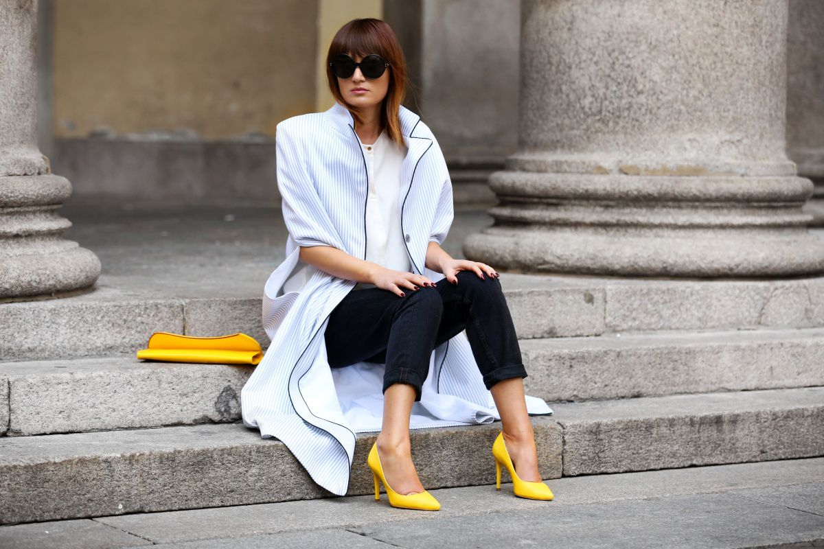 Stiletto Nasıl Giyilir, Nasıl Kombinlenir?
