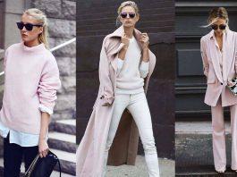 Toz Pembe Renk Nasıl Giyilir Nasıl Kombinlenir
