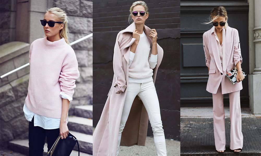 Kışın Toz Pembe Renk Nasıl Giyilir, Nasıl Kombinlenir?