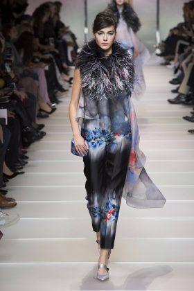 Tako Natsvlishvili - Armani Privé Spring 2018 Couture