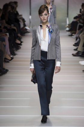 Magdalena Havlickova - Armani Privé Spring 2018 Couture