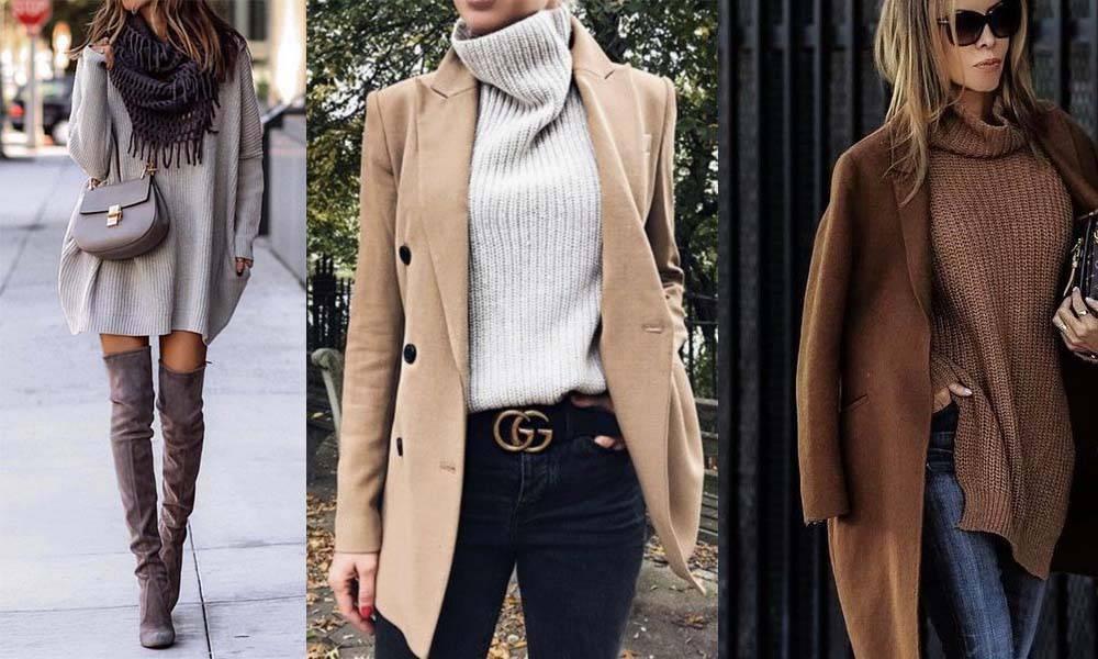 Kışın Elbise Nasıl Giyilir, Nasıl Kombinlenir?