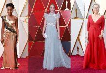2018 Oscar Ödullerinde Kim Ne Giydi