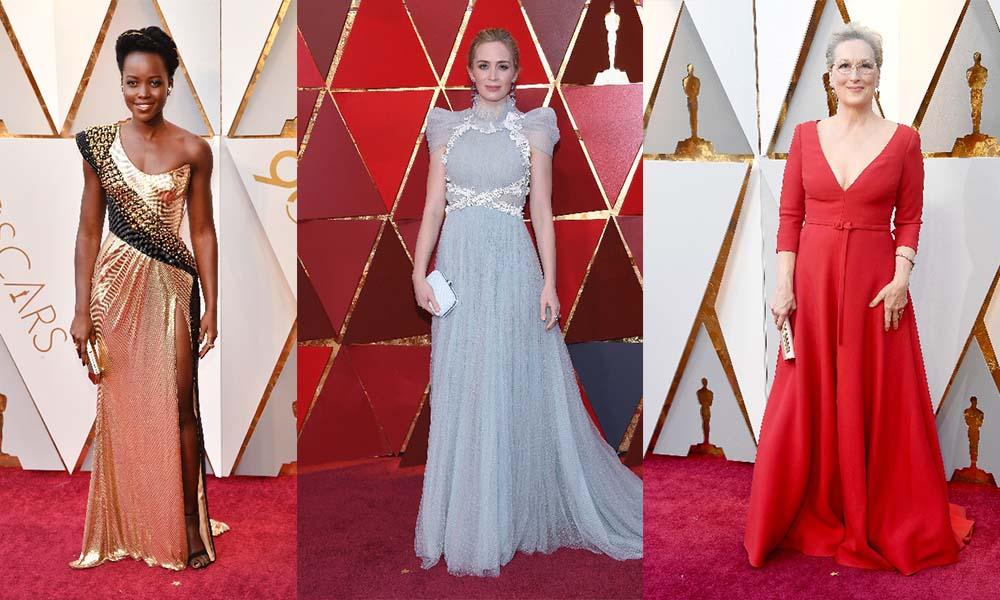 Oscar Ödül Töreninde Kim Ne Giydi?